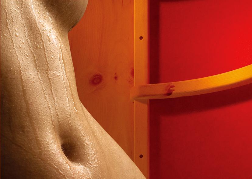 【海外エロ画像】混浴がある!?興奮して退出時間が早まりそうなサウナの裸女www 25