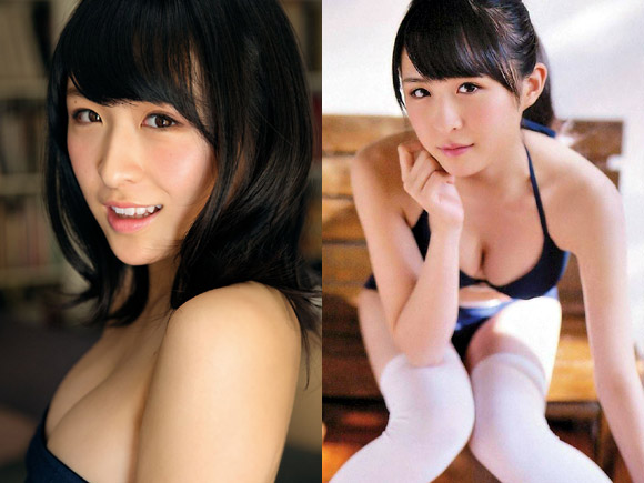 AKB川本紗矢(18) 地味に巨乳なおんなのこ。画像×53