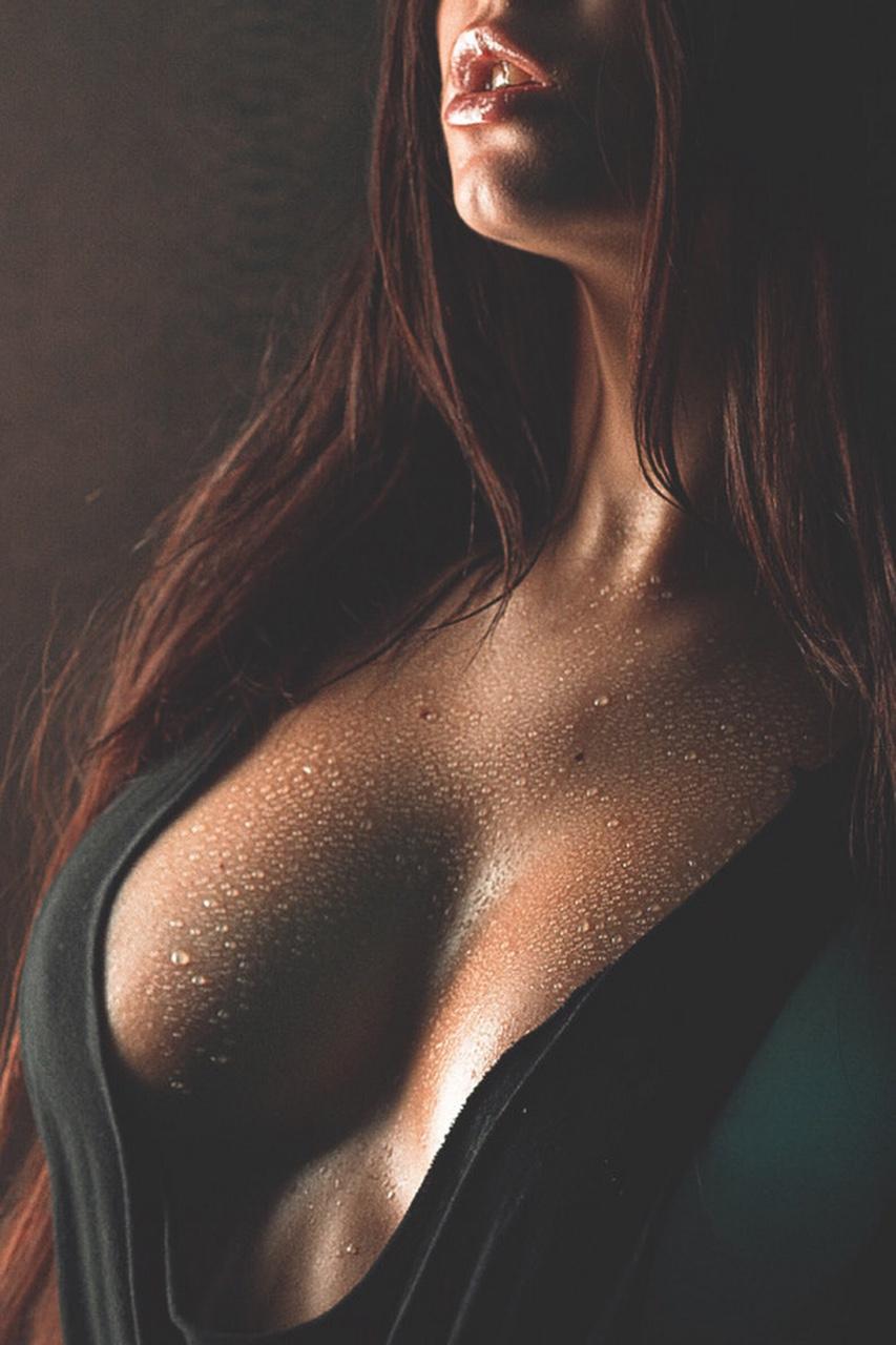 【ウェットエロ画像】水があるだけで違う!濡れて卑猥さを増した女の肉体www 11