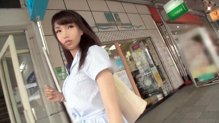 【素人エロ画像】アイドル級ルックスにFカップ美巨乳!喘ぎ方も超かわいいですw 01