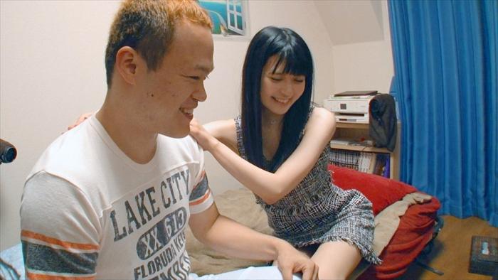【幸田ユマ】素人男性宅に派遣とかまるでデリヘルwただレベルは最高峰! 000