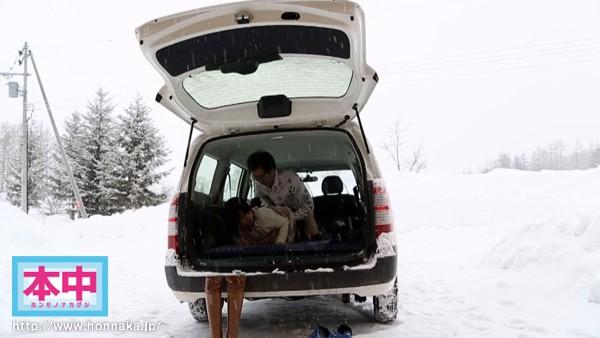 【-40度でSEX画像】極寒地で検証wwまず冷凍庫に精子入れて確認すべきwww 02